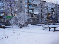 Novokuznetsk,  , house 10. Apartment house