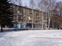 Novokuznetsk,  , house 1. Apartment house