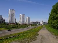 Novokuznetsk, Zaporozhskaya st, 房屋21А