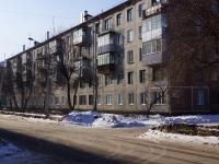 Novokuznetsk, st Vorobiev, house 13. Apartment house