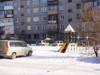 Новокузнецк, улица Воробьева, дом 15. многоквартирный дом