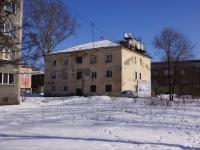 Novokuznetsk, st Vorobiev, house 1. Apartment house