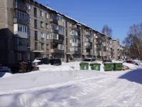 Novokuznetsk, st Vorobiev, house 3А. Apartment house