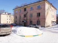 Novokuznetsk, st Vorobiev, house 3. Apartment house