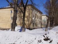 Novokuznetsk, st Vorobiev, house 5. Apartment house