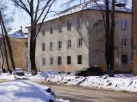 Novokuznetsk, st Vorobiev, house 7. Apartment house