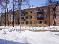 Novokuznetsk, st Vorobiev, house 9. Apartment house