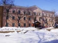 Novokuznetsk, st Vorobiev, house 11. music school