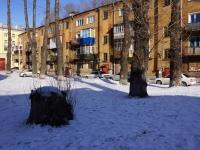 Новокузнецк, улица Глинки, дом 9. многоквартирный дом