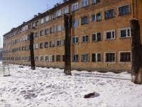 Новокузнецк, улица Глинки, дом 17. многоквартирный дом