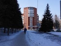 Новокузнецк, улица Куйбышева, дом 1. многоквартирный дом