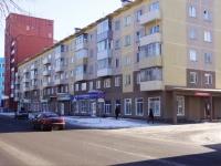 Новокузнецк, улица Куйбышева, дом 3. многоквартирный дом