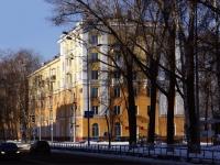 Новокузнецк, улица Куйбышева, дом 10. многоквартирный дом