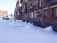 Новокузнецк, улица Лазо, дом 5. многоквартирный дом