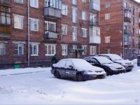 Новокузнецк, улица Лазо, дом 7. многоквартирный дом
