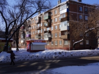 Новокузнецк, улица Мичурина, дом 15А. многоквартирный дом