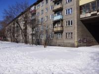 Новокузнецк, улица Сибиряков-Гвардейцев, дом 6. многоквартирный дом