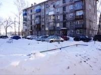Новокузнецк, улица Сибиряков-Гвардейцев, дом 18. многоквартирный дом