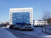 Novokuznetsk, st Chernomorskaya, house 1. office building