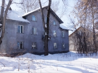 Novokuznetsk, st Chernomorskaya, house 12. Apartment house