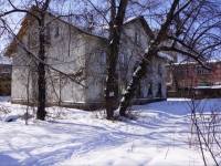 Novokuznetsk, st Chernomorskaya, house 14. Apartment house