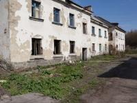 Новокузнецк, улица Лермонтова, дом 61. неиспользуемое здание