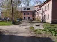 Новокузнецк, улица Лермонтова, дом 63. многоквартирный дом