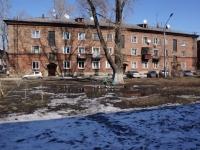 Новокузнецк, улица ДОЗ, дом 5. многоквартирный дом