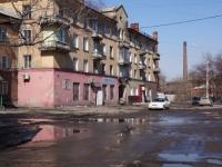 Новокузнецк, улица ДОЗ, дом 17. многоквартирный дом