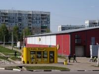 Novokuznetsk,  , 房屋 12А/1. 咖啡馆/酒吧
