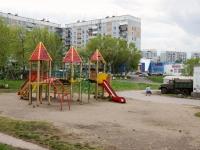 Новокузнецк, Архитекторов проспект, дом 12. многоквартирный дом