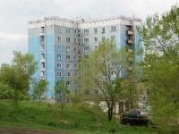 Новокузнецк, Архитекторов проспект, дом 16. многоквартирный дом