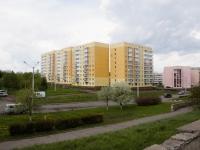 Новокузнецк, Архитекторов проспект, дом 27. многоквартирный дом