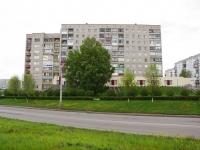 Новокузнецк, Архитекторов проспект, дом 28. многоквартирный дом