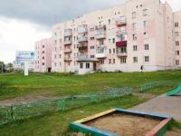Новокузнецк, Архитекторов проспект, дом 31. многоквартирный дом