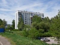 Новокузнецк, Архитекторов проспект, дом 9. многоквартирный дом