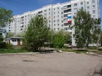 Новокузнецк, Архитекторов проспект, дом 15. многоквартирный дом