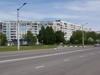 Novokuznetsk,  , house 5. Apartment house