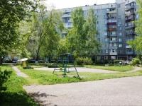 Новокузнецк, улица Косыгина, дом 27. многоквартирный дом