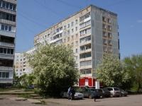 Новокузнецк, улица Новоселов, дом 8. многоквартирный дом
