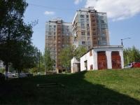 Новокузнецк, улица Новоселов, дом 18. многоквартирный дом