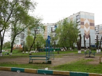 Новокузнецк, улица Новоселов, дом 5. многоквартирный дом