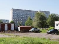 Новокузнецк, Авиаторов проспект, дом 49. многоквартирный дом
