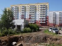 Новокузнецк, Авиаторов проспект, дом 25. многоквартирный дом