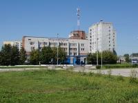 Новокузнецк, Авиаторов проспект, дом 27. пожарная часть Пожарно-спасательная часть №5, 11 отряд ФПС по Кемеровской области