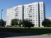Новокузнецк, Авиаторов проспект, дом 37. многоквартирный дом