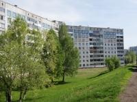 Новокузнецк, улица Олимпийская, дом 4. многоквартирный дом