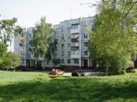 Новокузнецк, улица Олимпийская, дом 10. многоквартирный дом