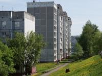 Новокузнецк, улица Олимпийская, дом 12. многоквартирный дом