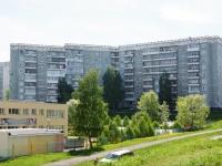 Новокузнецк, улица Олимпийская, дом 16. многоквартирный дом